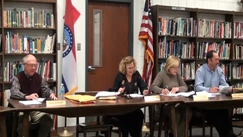 Thumbnail for entry 12/09/2010 School Board Meeting