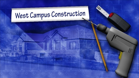 Thumbnail for entry West Campus Construction Update 12/12/11