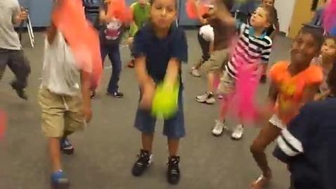 """Thumbnail for entry Ms. Stromberg's Kindergarten Class """"Dandelion"""""""