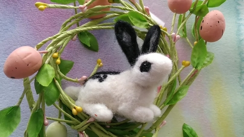 Thumbnail for entry Easter bunny