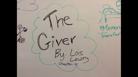 Thumbnail for entry The Giver = Chapter 15 / Sonic Pics / Video