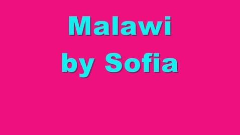 Thumbnail for entry Sofia Adventures to Malawi