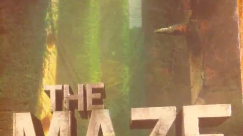 Thumbnail for entry MAZE RUNNER REVIEW