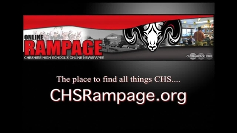 Thumbnail for entry CHSRampge.org Weekly Announcements 9.4.12