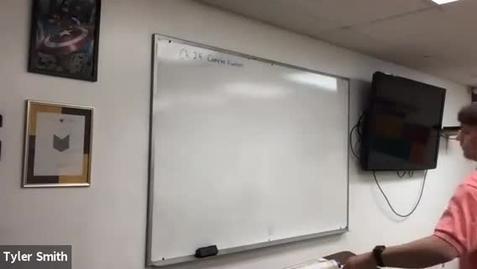 Thumbnail for entry Pre-Algebra Class 9/28/20