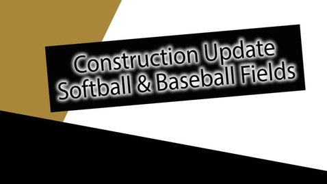Thumbnail for entry December 2017 Construction Update