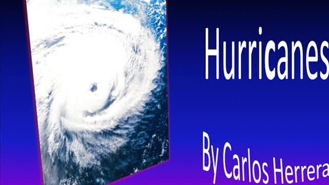 Thumbnail for entry Hurricanes/Carlos Herrera