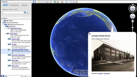 Thumbnail for entry Google Map-B