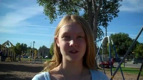 Thumbnail for entry Quarters for Kristina