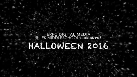 Thumbnail for entry Halloween 2016 - Digital Media Club
