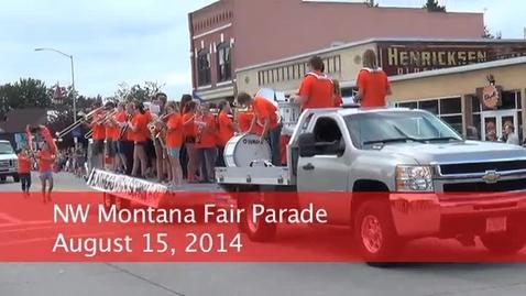 Thumbnail for entry NW Montana Fair Parade