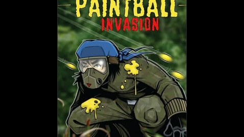Thumbnail for entry Paintball Invasion Book Trailer - student created