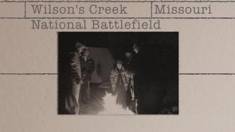Thumbnail for entry Wilson's Creek Battlefield Luminaria 2010