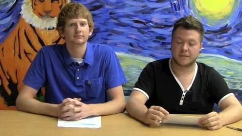 Thumbnail for entry May 2011 Tiger TV