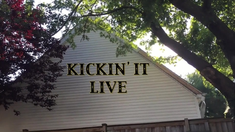 Thumbnail for entry 2015/2016 Kickin' It Live Episode 3 (9.18.15)