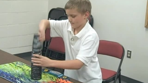 Thumbnail for entry Cup Stacking