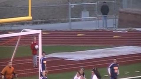 Thumbnail for entry LSW Varsity Girls Soccer vs Blue Springs 3/24
