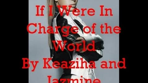 Thumbnail for entry Keaziha and Jazmine