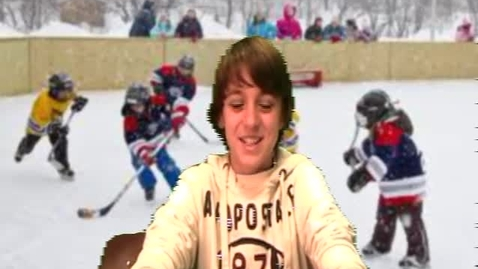 Thumbnail for entry Michael's part on hockey safety
