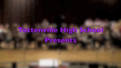 Thumbnail for entry 2015 Tottenville High School Holiday Concert commercial