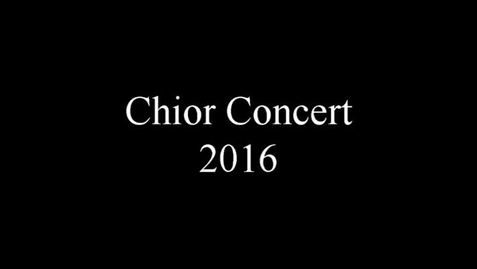 Thumbnail for entry Prescott High School / Middle School Concert March 14, 2016