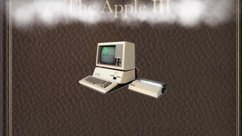 Thumbnail for entry Edon's Apple III computer