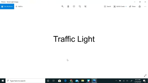 Thumbnail for entry Traffic Light