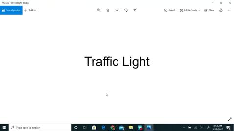 Thumbnail for entry Traffic Light