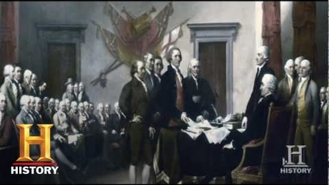 Thumbnail for entry America the Story of Us: Declaration of Independence | History
