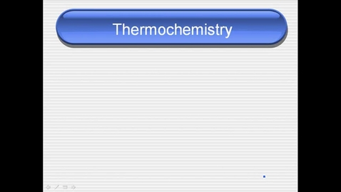Thumbnail for entry ThermoChemistryReactionDiagrams