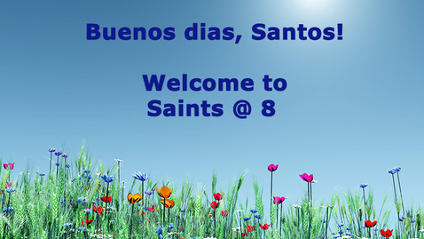 Thumbnail for entry 4-15-20 Saints @ 8