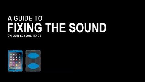 Thumbnail for entry Record Sound Fix Griffin Survivor