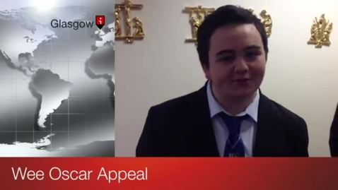 Thumbnail for entry Wee Oscar Appeal at John Paul Academy