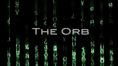 Thumbnail for entry The Orb