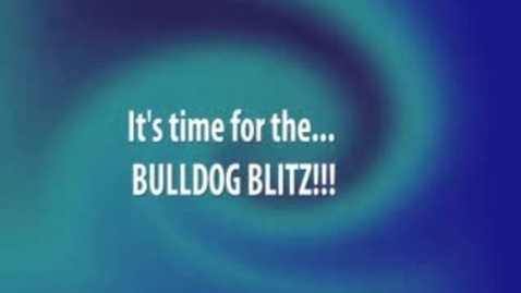 Thumbnail for entry Bulldog Blitz January 18, 2010