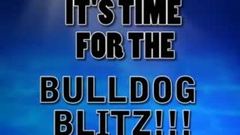 Thumbnail for entry Bulldog Blitz Nov. 2, 2009