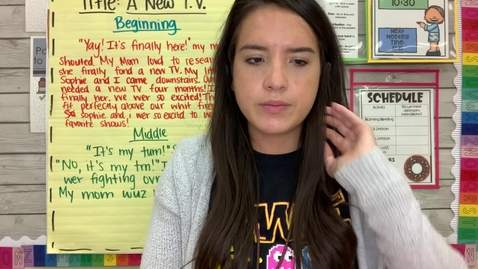 Thumbnail for entry 9:11- Math Lesson - Comparing 3 Digit Numbers