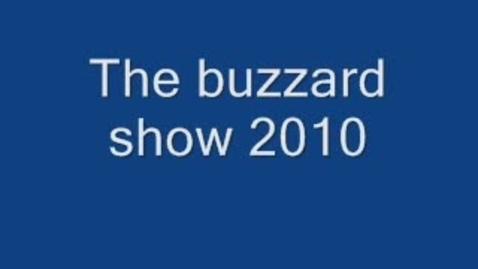 Thumbnail for entry The Buzzard Show 2010