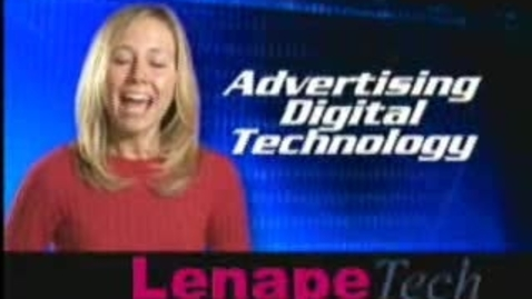 Thumbnail for entry Advertising Digital Technology