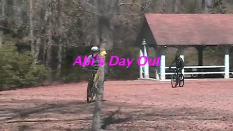 Thumbnail for entry Abi's Day Out