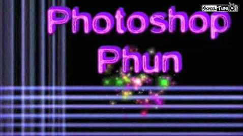 Thumbnail for entry Photoshop Phun Lesson 2 - Make Your Own Borders