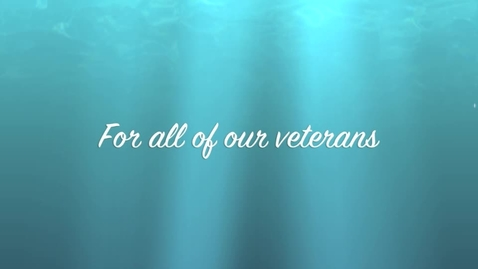 Thumbnail for entry Tribute to Veterans