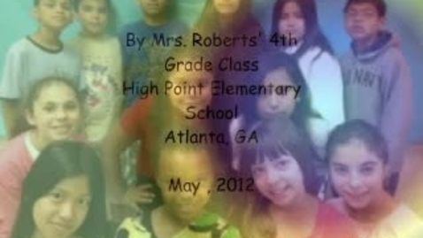 Thumbnail for entry Mrs. Roberts Similes
