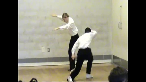 Thumbnail for entry Remy Charlip - Air Mail Dance 2006 at PS 89