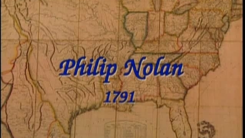 Thumbnail for entry Philip Nolan: A Texas Filibuster