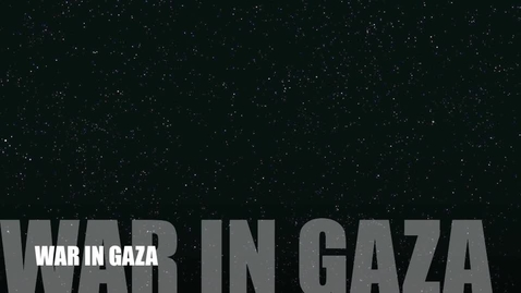 Thumbnail for entry MLK whitby project: war in gaza by rei sato