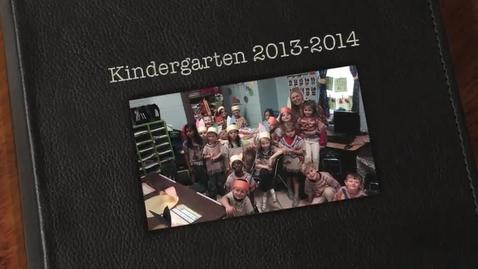 Thumbnail for entry Kindergraten 2013-2014 Mrs. TUck