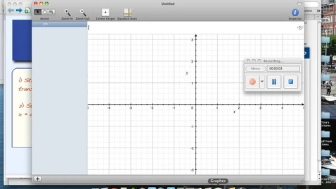 Thumbnail for entry 103 Parabolas (Day #2)