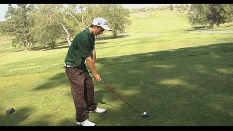 Thumbnail for entry GHCHS Boys Golf vs Van Nuys HS 3-15-12