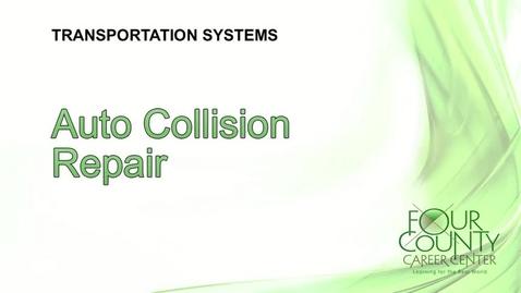 Thumbnail for entry FCCC - Auto Collision Repair 2017